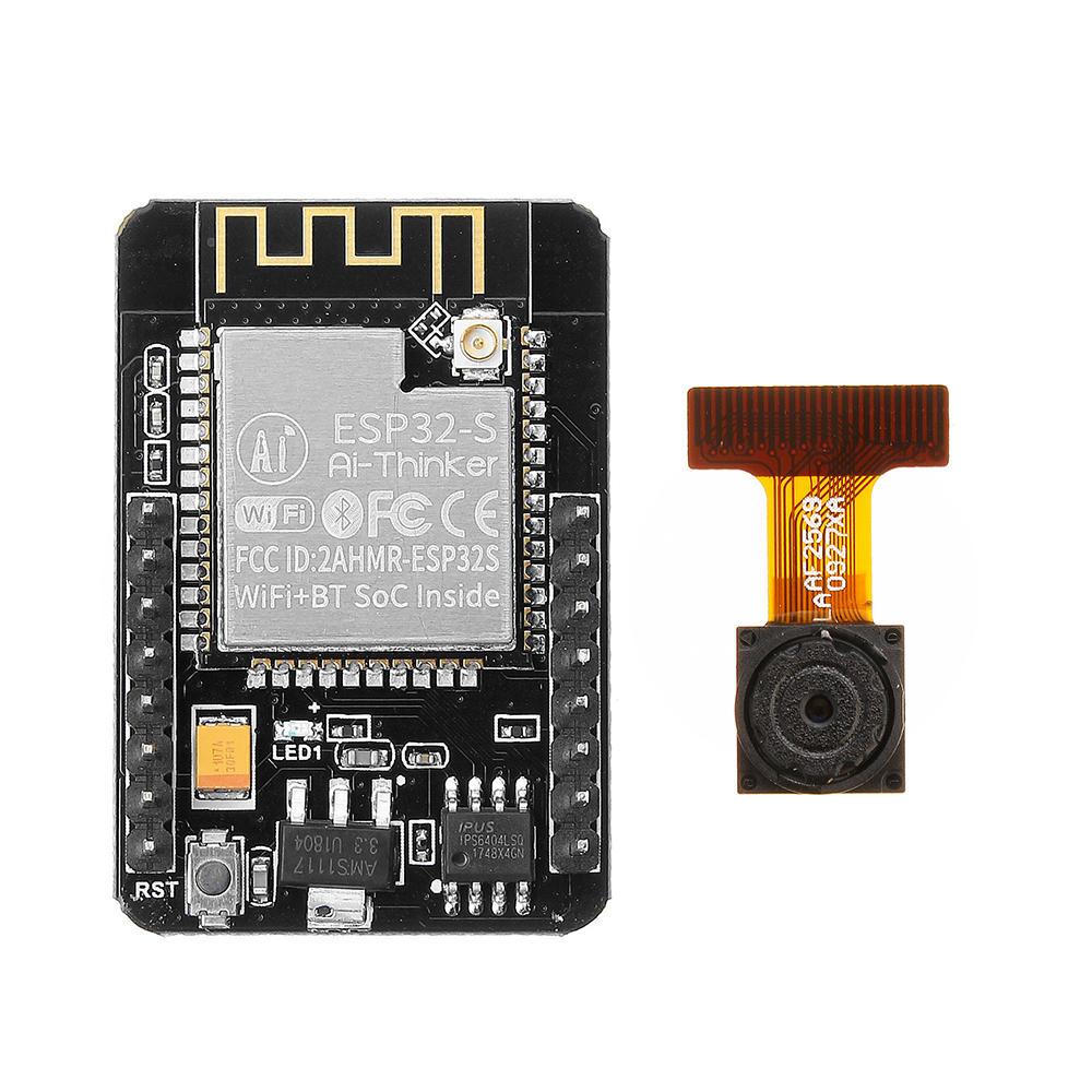 Moduł ESP32-CAM z kamerą OV2640 - WiFi - Bluetooth