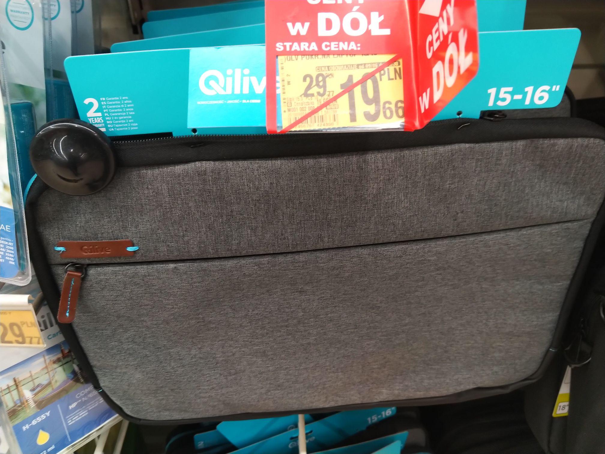 """Auchan: Etui na laptop 15"""", LG Magic Remote, maszynka elektryczna i inne"""