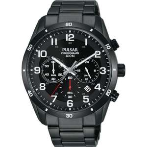 Pulsar Mens Sport Watch PT3831X1