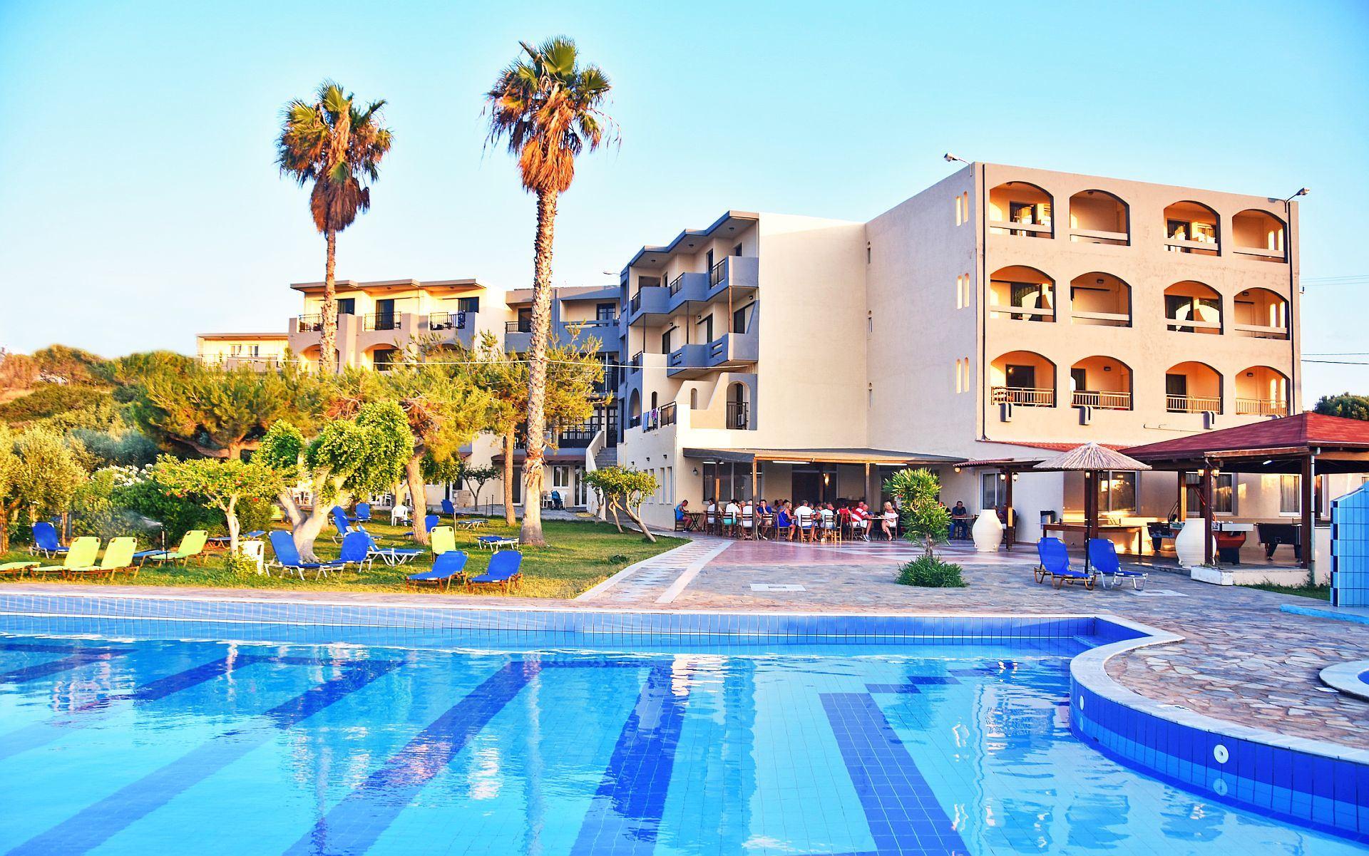 Okazja first minute: Kreta, 4* hotel z all inclusive od 1368 zł Wylot z Gdańska
