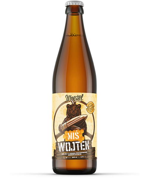 Longinus Wrocław - 3 piwa z browaru Wrężel w super cenie