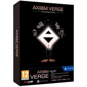 Axiom Verge Multiverse Edition PS4