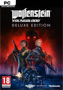 Wolfenstein: Youngblood Deluxe Edition (EMEA) PC