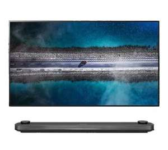 RTVeuroAGD Rewelacyjny Telewizor OLED 77 Cali 4K LG OLED77W9.