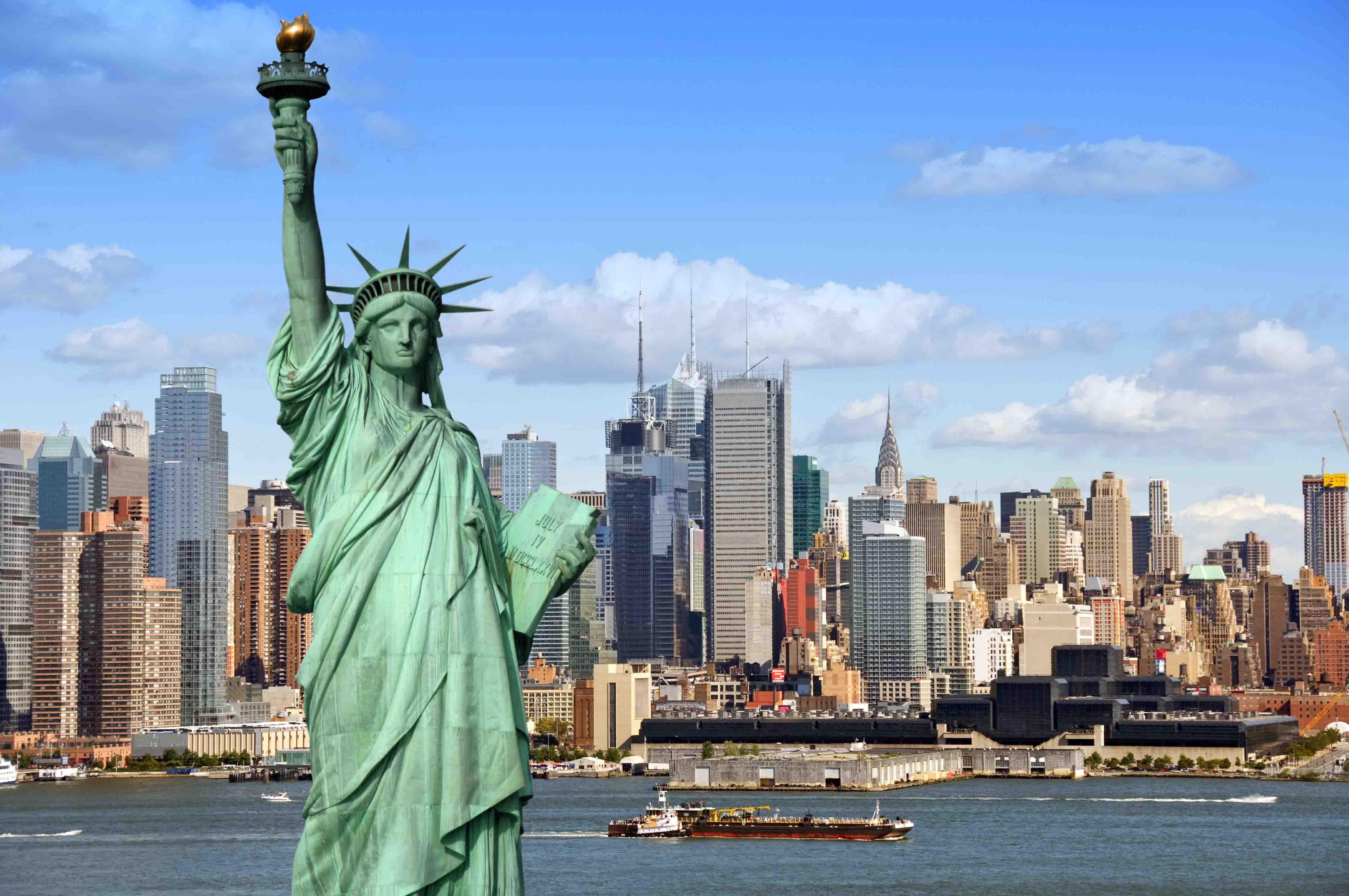 Loty do Nowego Jorku z Berlina w listopadzie