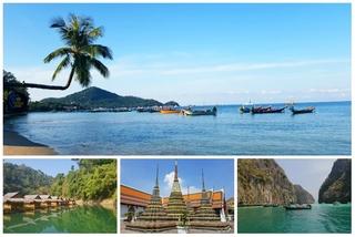 Tajlandia w Grudniu 12 dni za 5628 za dwie osoby Hotel 3* plus loty Emirates. Jedna osoba za 2814