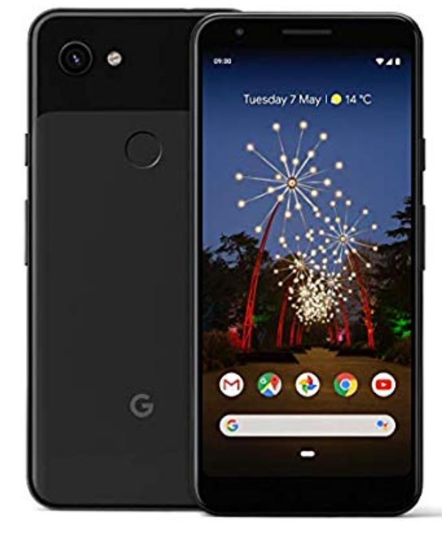 Google Pixel 3a 64GB czarny Amazon