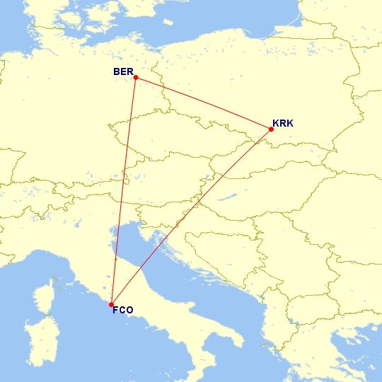 #Multicity #LastMinute [Berlin + Rzym] Loty z Krakowa 15-22 września