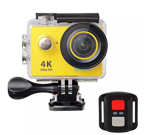 Kamera sportowa 4K EKEN H9R z zestawem akcesoriów (budżetowa) $36.82