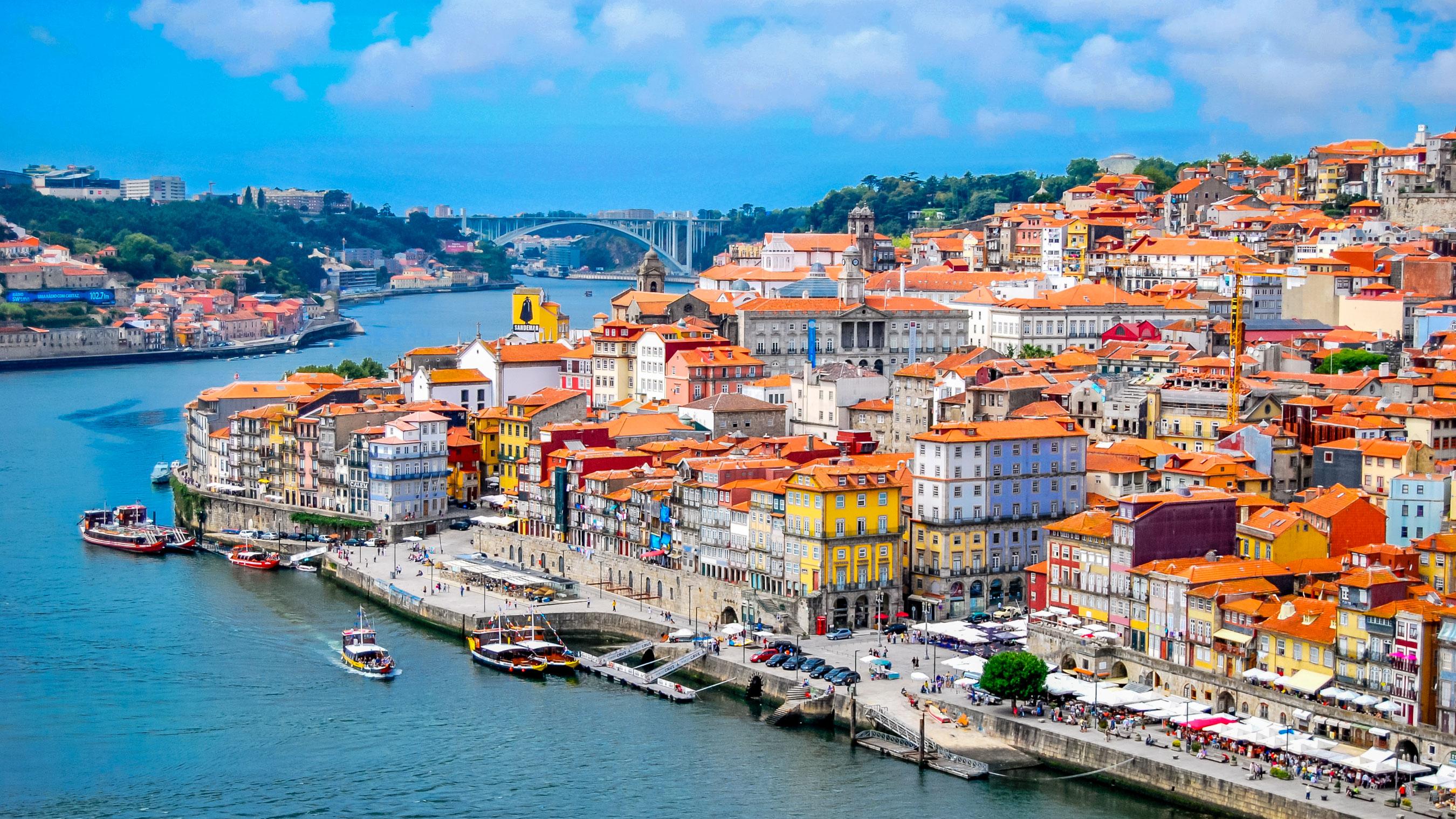 Bezpośrednie loty do Porto z Krakowa w listopadzie