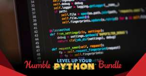 Humblebundle Python Level UP your python