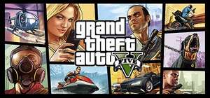 Grand Theft Auto V PC ( GTA V )