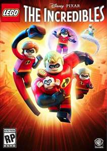 Lego The Incredibles + DLC PC