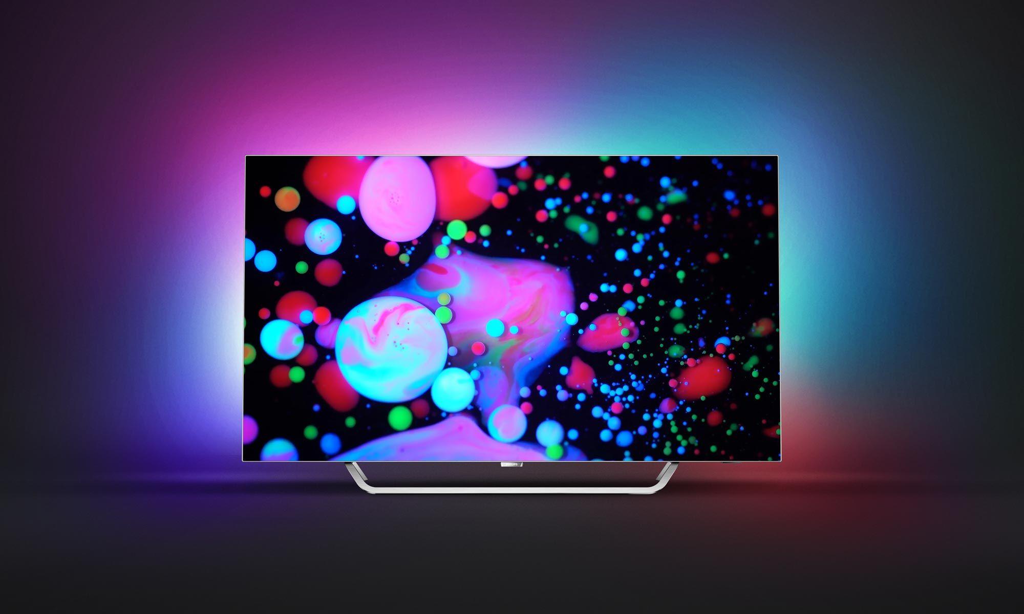 Telewizor PHILIPS OLED 55 POS9002 możliwe 3050zł lub mniej - prawdopodobnie ekspozycja