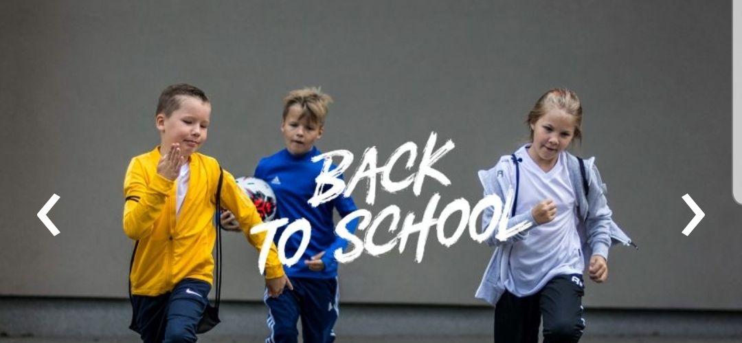 Back to school - kilka okazji