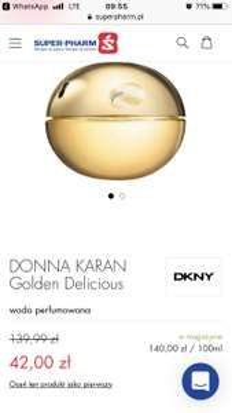 Donna Karan Golden Delicious 30 ml Super - Pharm