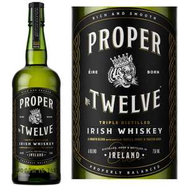 Whiskey Proper 12 w Biedronce