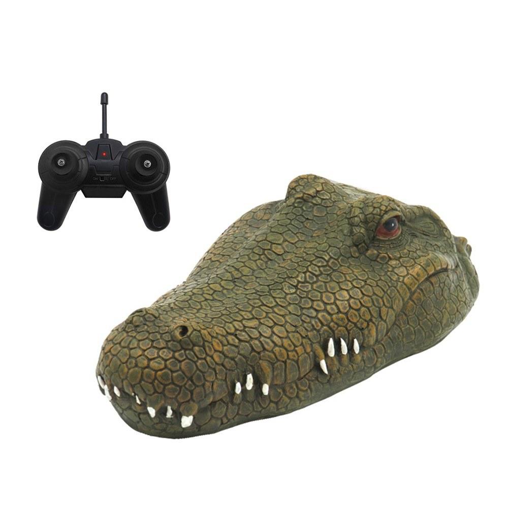 Zdalnie sterowany łeb aligatora
