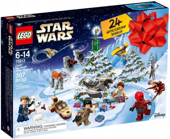 LEGO Star Wars Kalendarz adwentowy 75213 [oferta Outlet]