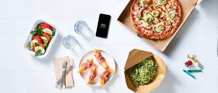 Darmowa, nielimitowana dostawa z uber eats do końca września