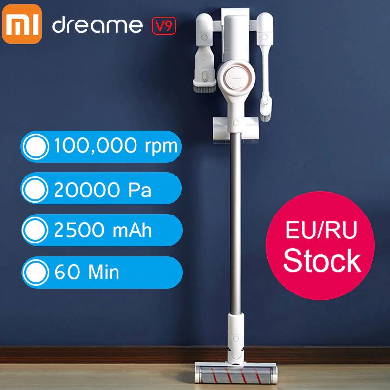 xiaomi Dreame V9 odkurzacz ręczny bezprzewodowy