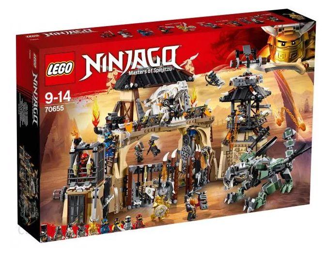 Lego Ninjago 70655 @Amazon.co.uk 71,97£ + 4,70£ wysyłka