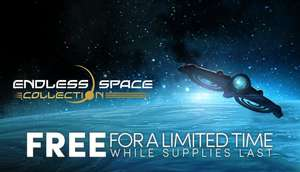 [FREE] Endless Space Collection na Steam.