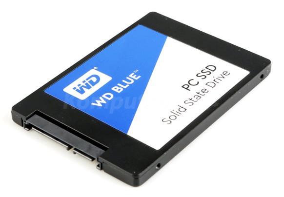 WD Blue 3D Nand SSD 250GB