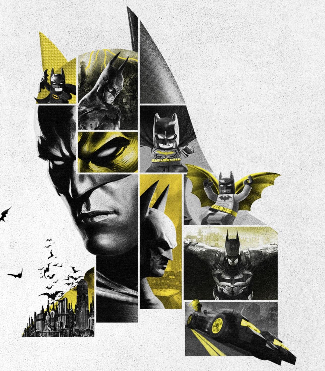 Batman: Arkham Collection i Lego Batman Trilogy za darmo w Epic Games Store