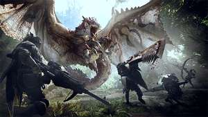 Monster Hunter: World Przecenione na CDKEYS | -64%