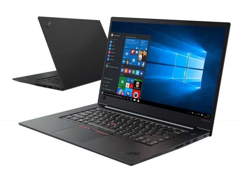 Lenovo ThinkPad X1 Extreme i5/8GB/256/Win10P GTX1050Ti