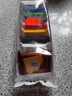 Ritter Sport mini BUNTER MIX @Rossmann