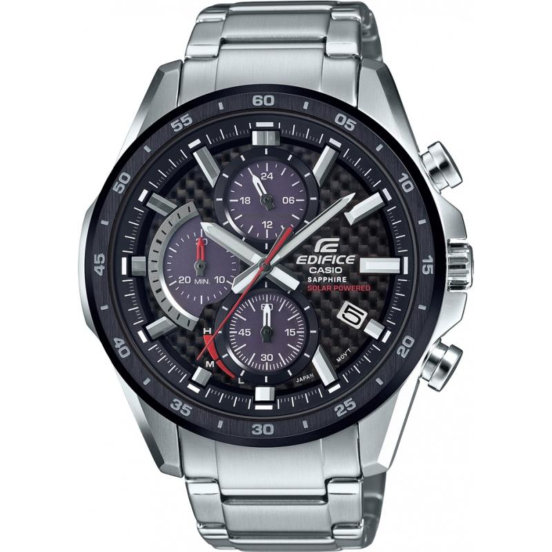 Zegarek męski Casio Edifice EFS-S540DB-1AUEF (szafirowe szkło) + 2 inne modele @ Watches2u
