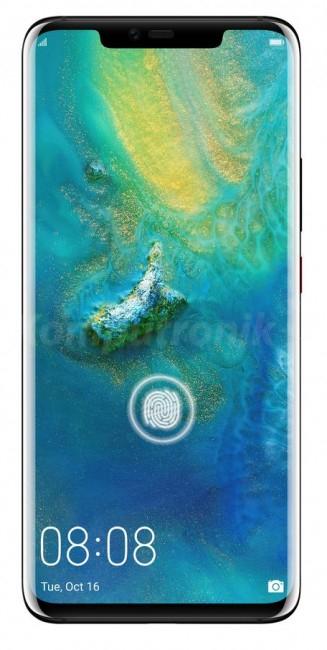 Huawei Mate 20 Pro Dual SIM czarny