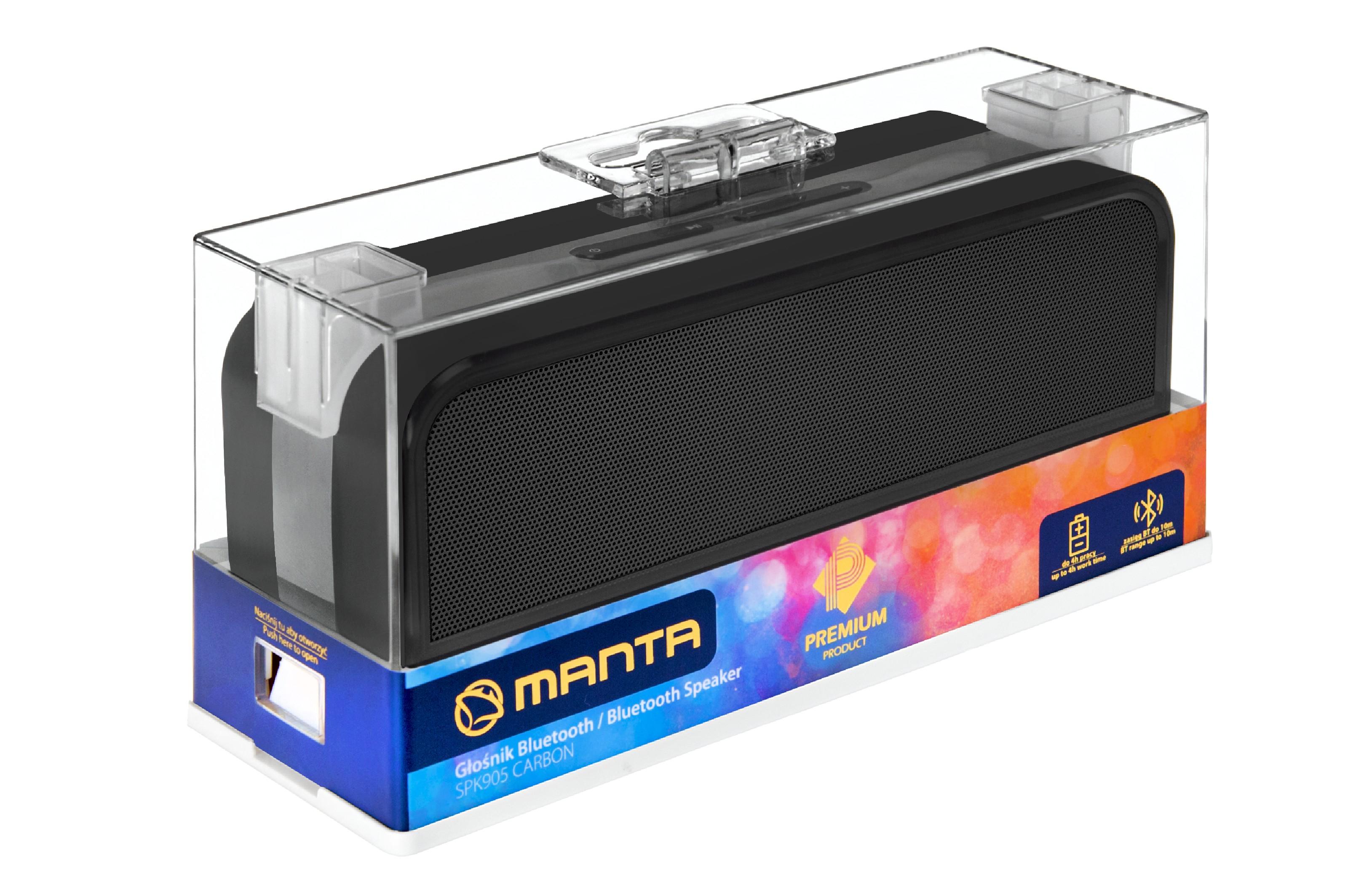 Głośnik bezprzewodowy SPK905 Manta bluetooth