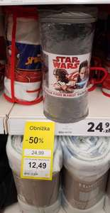 Koc polarowy Star Wars TESCO