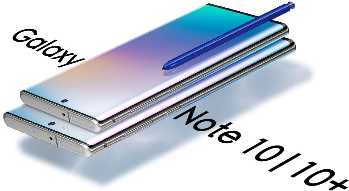 Samsung Galaxy Note 10 256GB Aura Black @Sferis