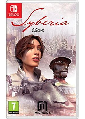 Syberia Switch