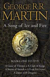 [ENG] eBook - A Game of Thrones: The Story Continues Books 1-5