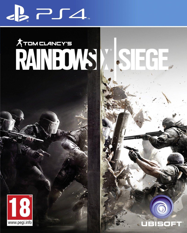 Tom Clancy's Rainbow Six Siege (PS4) za ok. 126zł @Amazon.uk