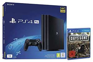 Konsola Sony PS4 Pro 1TB + Days Gone amazon.de