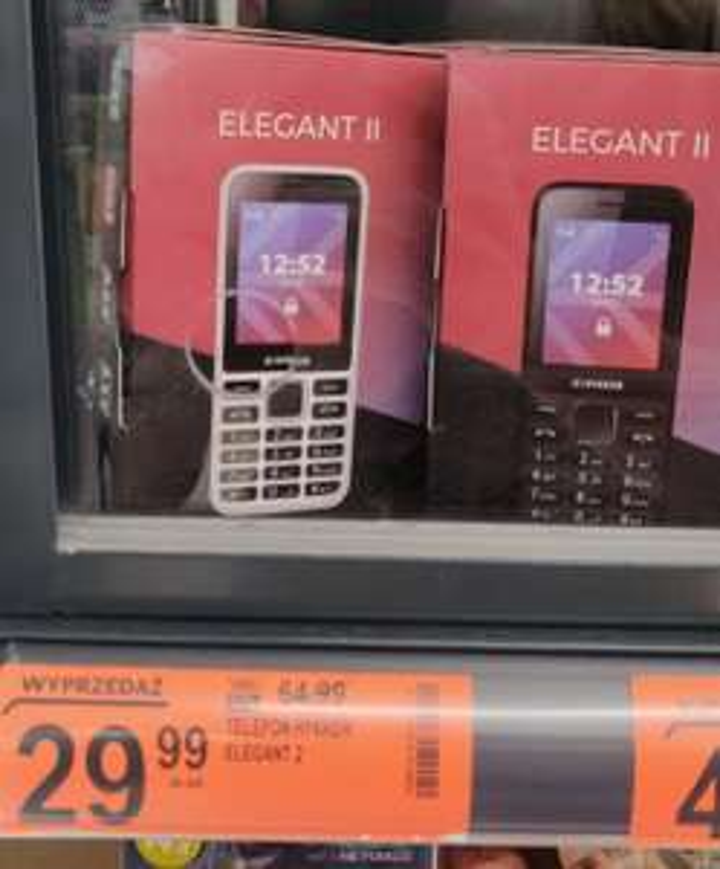 Telefon Hykker Elegant II