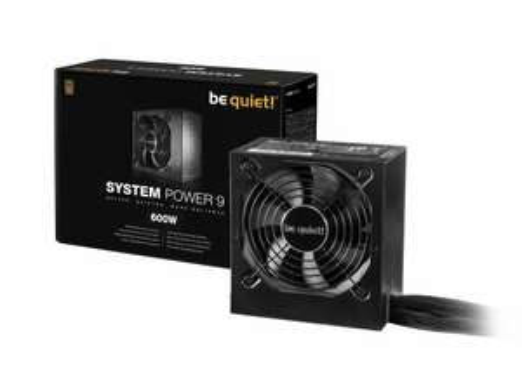 Zasilacz be quiet! System Power 9 600W
