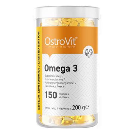Omega 3 150 kaps 1000mg - ostrovit