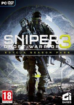 Sniper: Ghost Warrior 3 - Edycja Season Pass PC