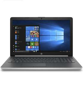 "HP 15-db1011ns - laptop FullHD 15,6 ""(AMD Ryzen 5-3500U, 8 GB pamięci RAM, dysk twardy 1 TB + 256 GB SSD, AMD Radeon Vega 8, Windows 10)"