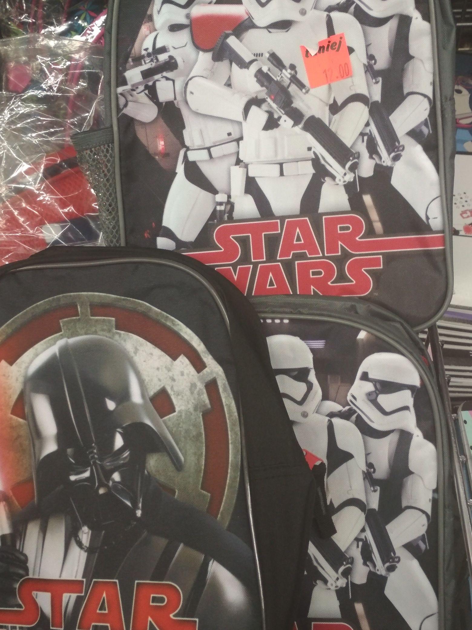 Plecaki StarWARS