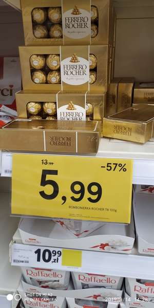 Ferrero Rocher Tesco