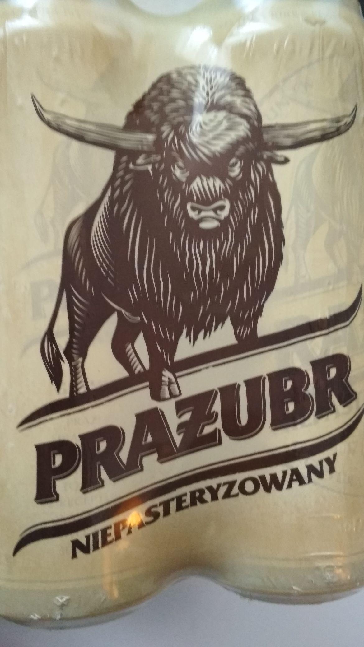 Prażubr Tesco Gdańsk Cienista. Cena za 4 piwa