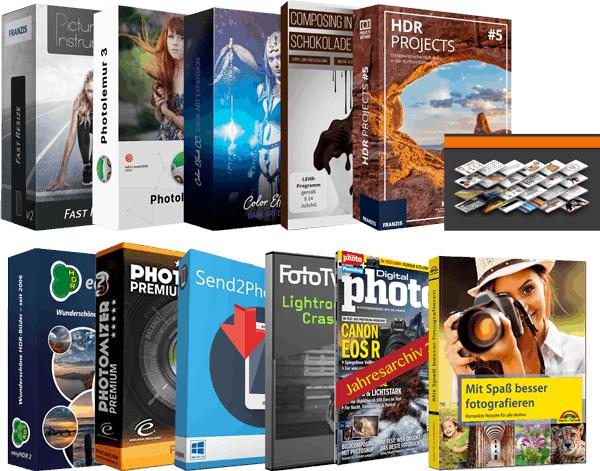 Pakiet programów dla fotografów ZA DARMO